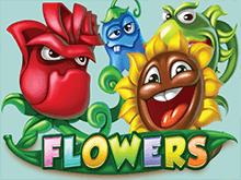 Flowers: игровой автомат
