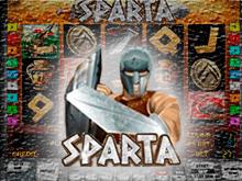 Играйте в Sparta от Novomatic