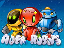 Alien Robots от Netent: автомат в игровом казино онлайн